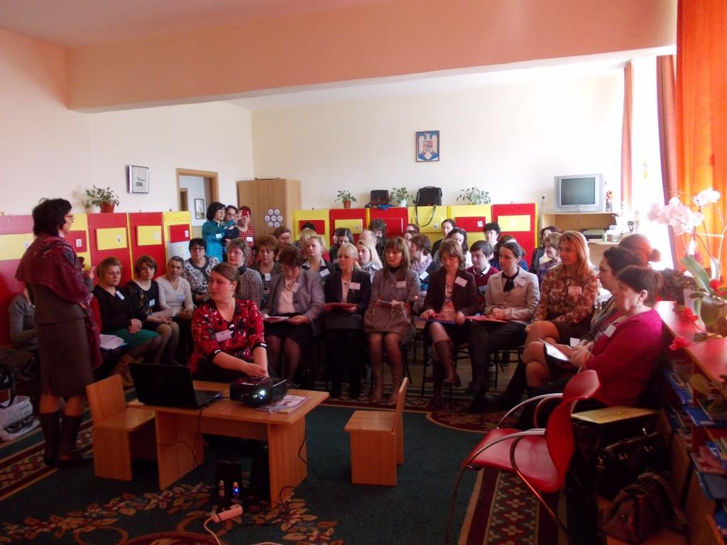 Bune practici de colaborare în prevenirea şi terapia tulburărilor de limbaj 2015 3